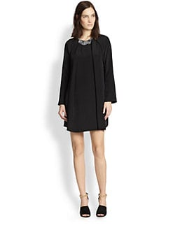 3.1 Phillip Lim - Silk A-Line Flare Dress