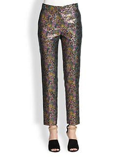 3.1 Phillip Lim - Jacquard Pencil Pants