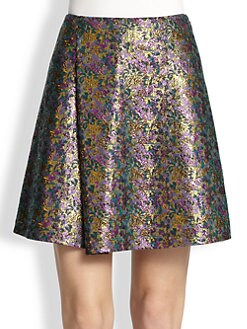 3.1 Phillip Lim - A-Line Mini Skirt