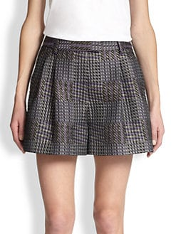 3.1 Phillip Lim - Full-Leg Pleated Shorts