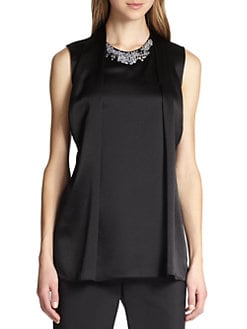 3.1 Phillip Lim - Silk Embellished Top