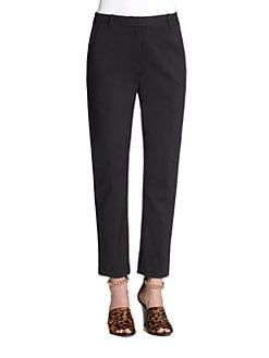 3.1 Phillip Lim - Core Cropped Pencil Trousers