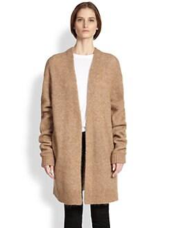 Acne Studios - Raya Short Oversized Wool Cardigan