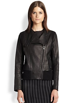 A.L.C. - Saari Leather Jacket