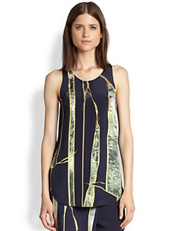 3.1 Phillip Lim - Break Through Moments Silk Tank