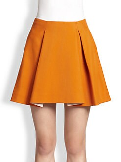 3.1 Phillip Lim - Irregular Pleated Skirt