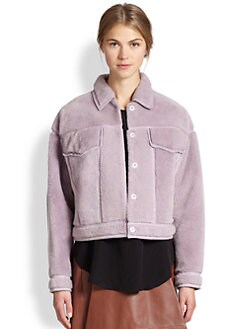 3.1 Phillip Lim - Shearling Jacket