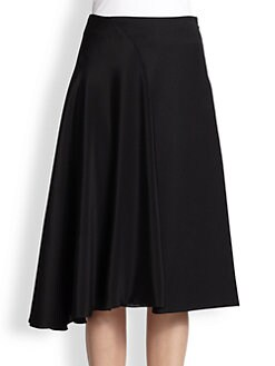 3.1 Phillip Lim - Horizon Wool & Silk Skirt