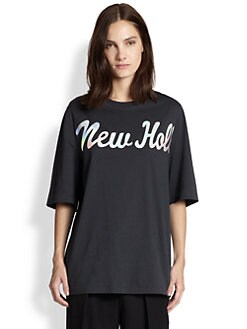 3.1 Phillip Lim - New Hollywood City Cotton T-Shirt