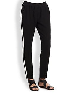 A.L.C. - Paul Side-Striped Track Pants