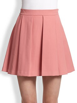 10 Crosby Derek Lam - Box-Pleat Skirt