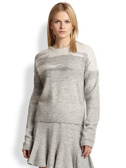10 Crosby Derek Lam - Abstract-Patterned Sweater