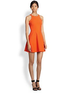 Elizabeth and James - Magdalena Flared Racerback Dress