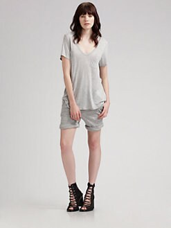 T by Alexander Wang - V-Neck Tee