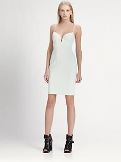Alexander Wang - Fitted Contour Dress