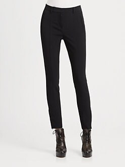 Alexander Wang - Seamed Skinny Pants