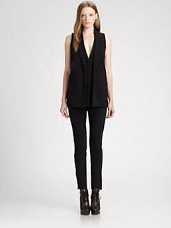 Alexander Wang - Double-Front Vest