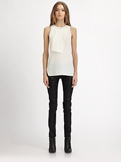Alexander Wang - Vented-Seam Tank