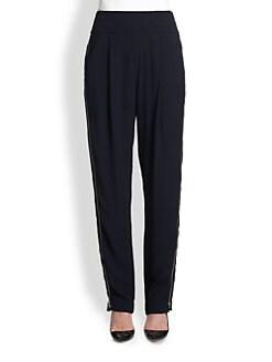 A.L.C. - Smith Zip-Trimmed Pants