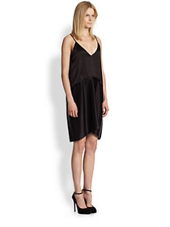 10 Crosby Derek Lam - Satin Slip Dress