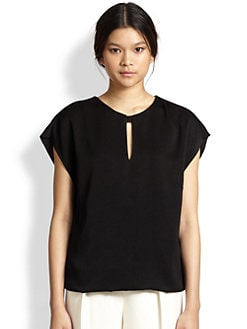 3.1 Phillip Lim - Tied Split-Back Top