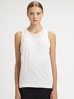 3.1 Phillip Lim - Double-Layer Tank