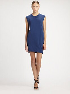 3.1 Phillip Lim - Double-Layer Cotton Dress