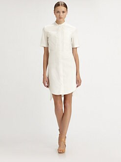 3.1 Phillip Lim - Pintuck Shirtdress