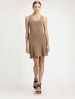 3.1 Phillip Lim - Ottoman Ribbed Dress