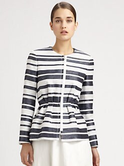 3.1 Phillip Lim - Striped Blazer