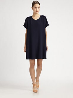 3.1 Phillip Lim - Silk T-Shirt Dress