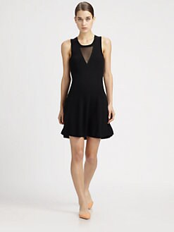 3.1 Phillip Lim - Semi-Sheer Dress