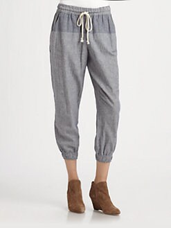 Suno - Drawstring Pants