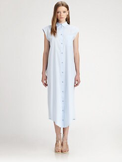 Maison Martin Margiela MM6 - Cotton Shirtdress