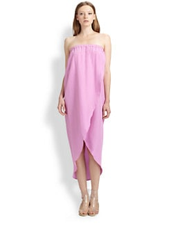 Maison Martin Margiela MM6 - Convertible Silk Dress