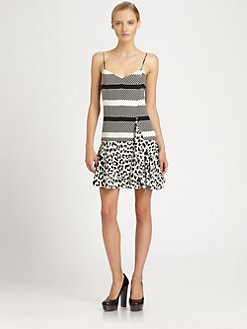 Thakoon Addition - Silk Camisole Dress