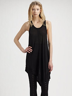 Alexander Wang - Draped Wool Tunic