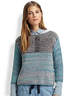 See by Chloe - Front Seam Sweater