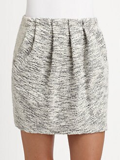 See by Chloe - Pleated Mini Skirt