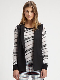 See by Chloe - Wool Vest