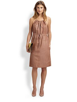 See by Chloe - Leather Dress