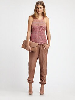 See by Chloe - Racerback Sweater Tank