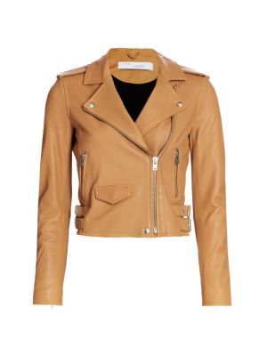 Ashville Leather Moto Jacket