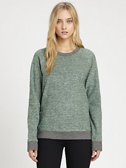 T by Alexander Wang - French Terry Sweater