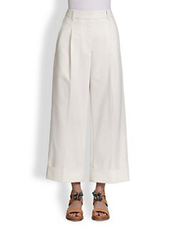 3.1 Phillip Lim - Wide-Leg Ankle Pants