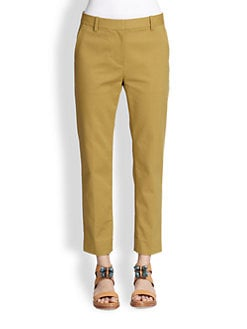 3.1 Phillip Lim - Straight-Leg Ankle Pants