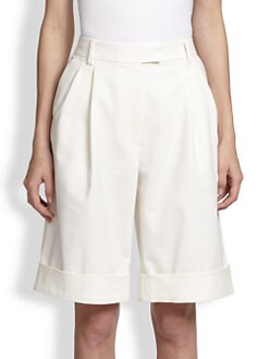 3.1 Phillip Lim - Cuffed Bermuda Shorts