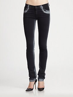 Kelly Wearstler - Banksy Skinny Jeans