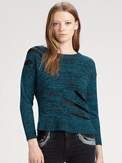 Kelly Wearstler - Selva Cutout Sweater