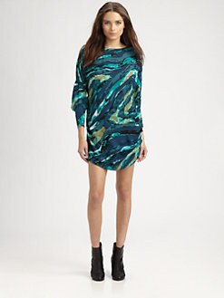 Kelly Wearstler - Silk Cocoon Dress